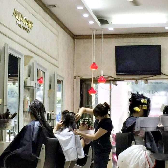 Salon Tóc Đẹp Minh Ánh