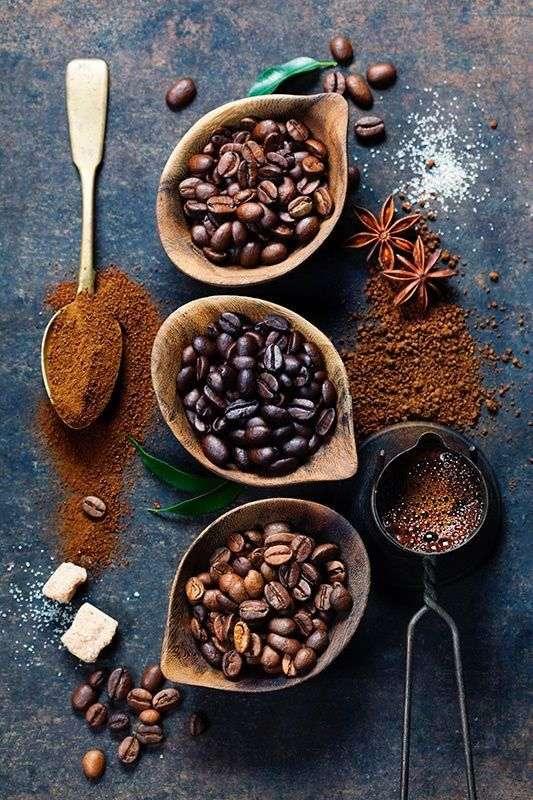nhuộm tóc tự nhiên bằng cafe