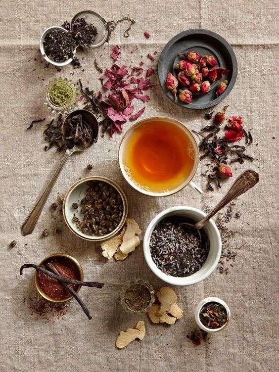 Nhuộm tóc tự nhiên bằng trà