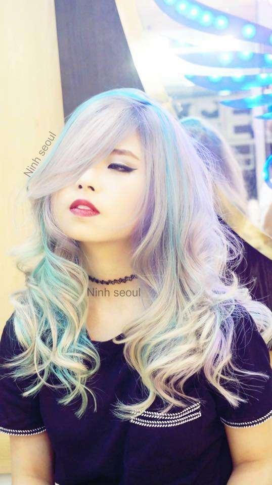 mẫu tóc đẹp 2