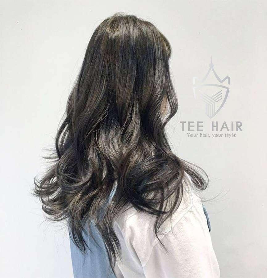 tee hair
