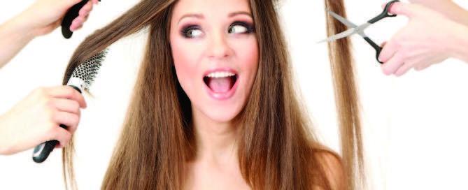 Sử dụng quá nhiều dịch vụ lên tóc
