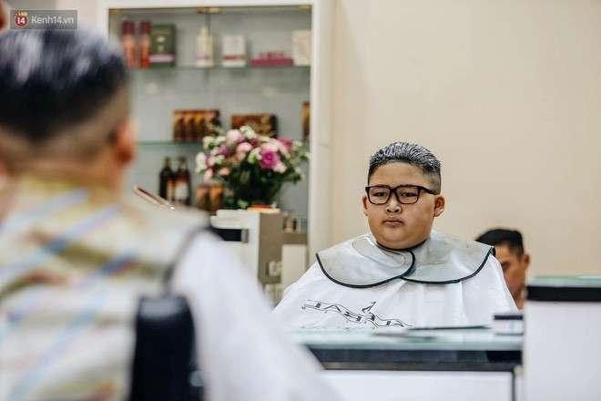 mẫu tóc Kim Jong Un 1