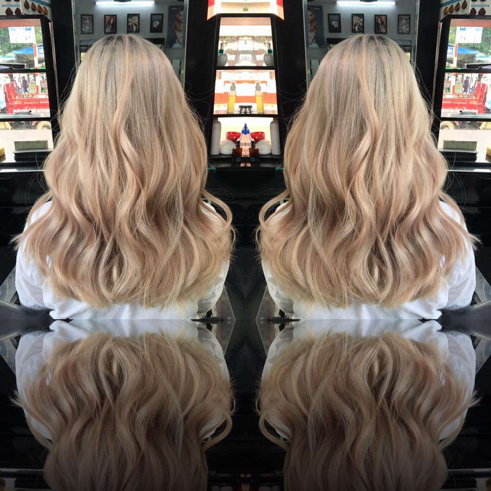 Hair salon Phan Vũ