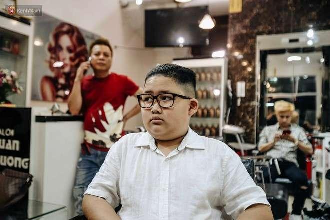 kiểu tóc Kim Jong Un đẹp