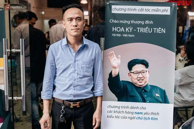 kiểu tóc chủ tịch Triều Tiên 1