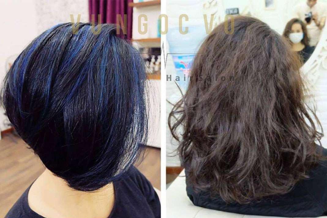 Vo Ngoc Vu Hair Salon Tiệm làm tóc đẹp