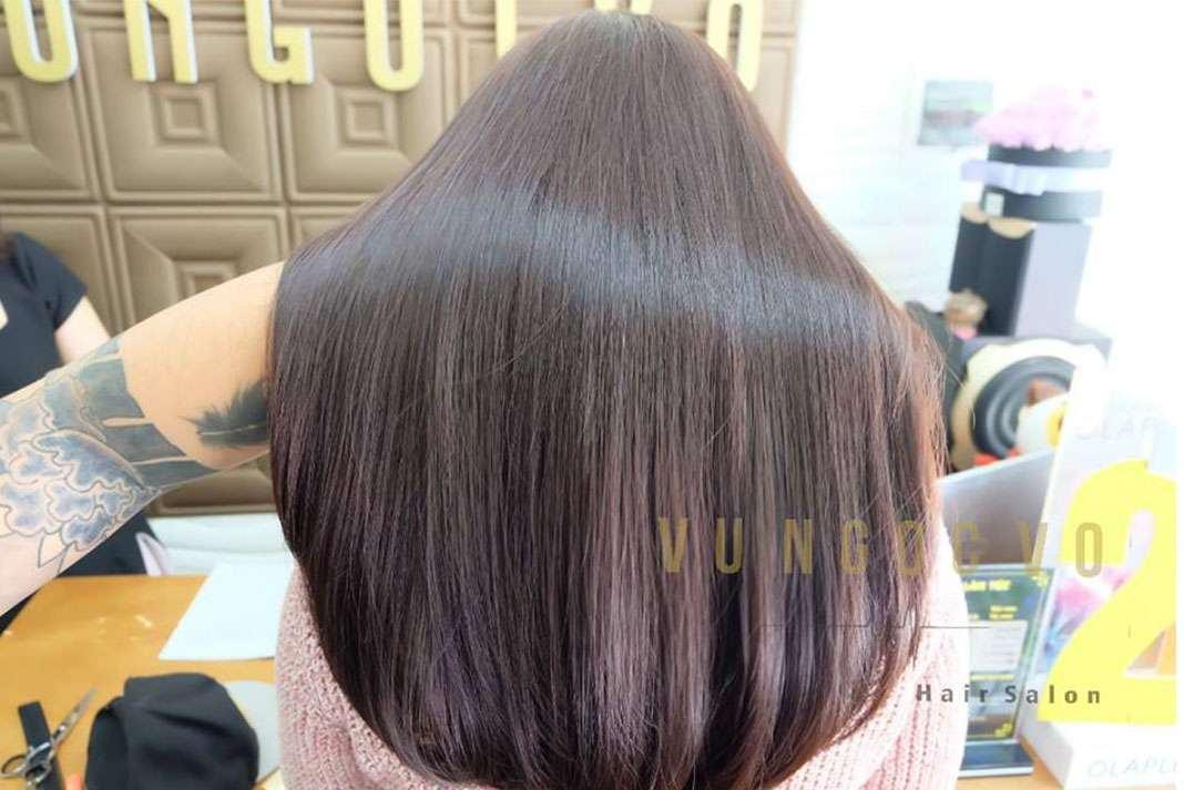 Vu Ngoc Vo Hair Salon 5 Tiệm làm tóc đẹp