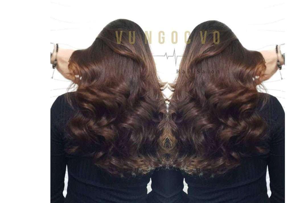 Vu Ngoc Vo Hair Salon 8 Tiệm làm tóc đẹp