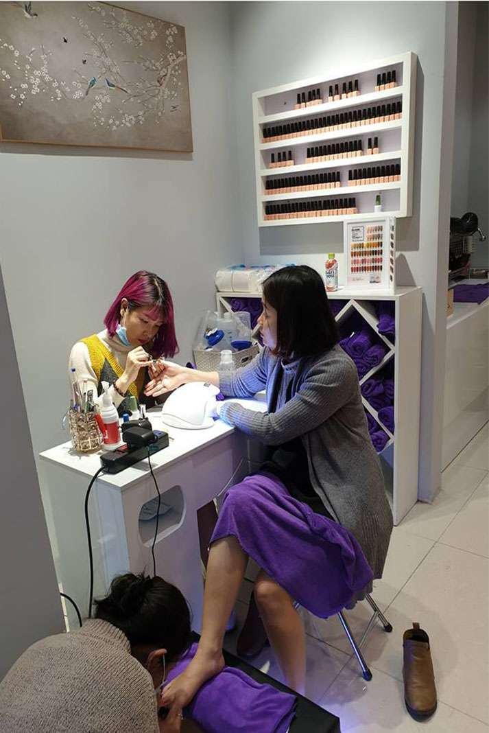 Vu Ngoc Vo Hair Salon 9 Tiệm Làm Móng Nail
