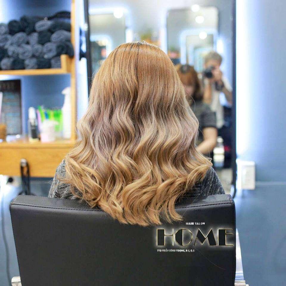 mẫu tóc đẹp tại Home 1