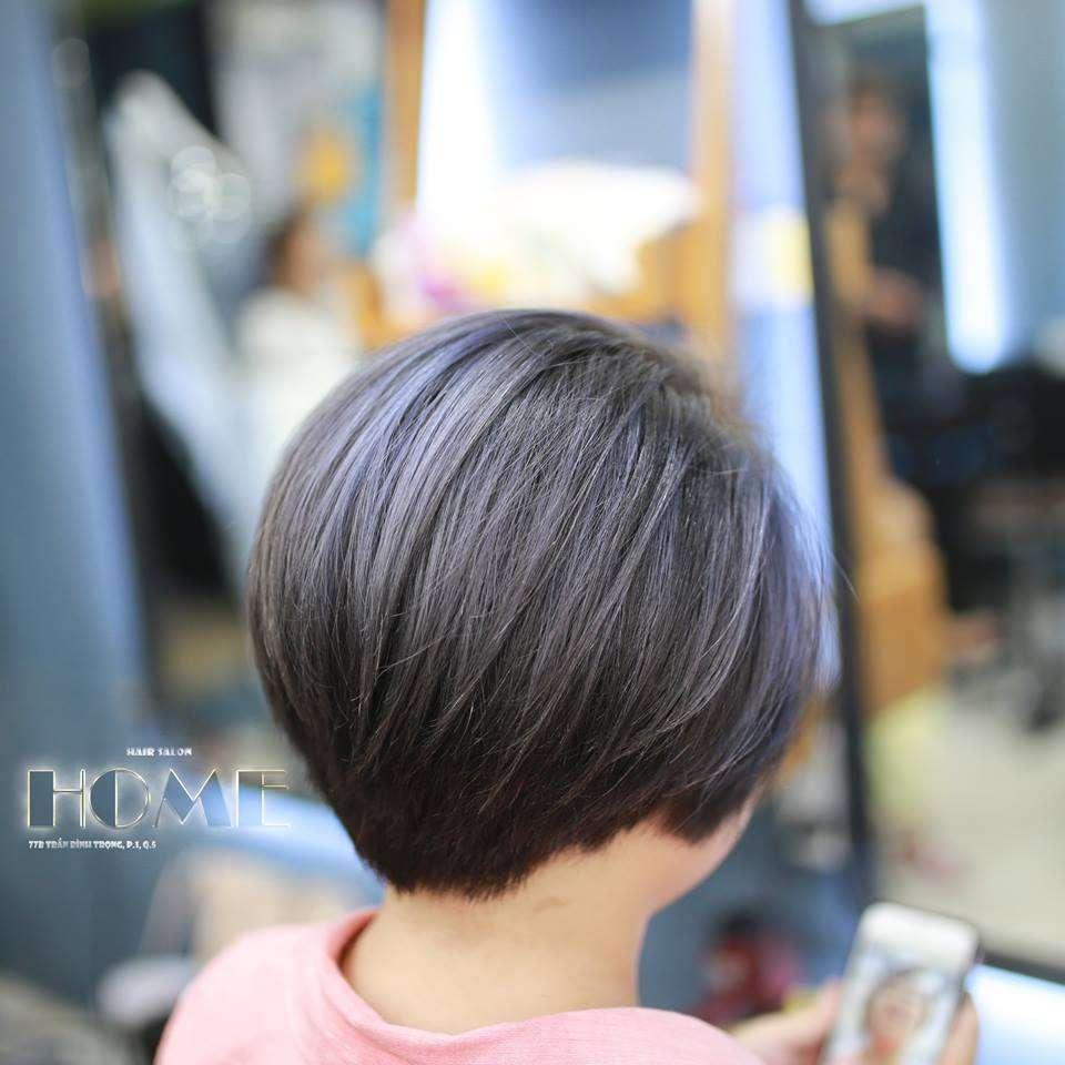 mẫu tóc đẹp tại Home 2