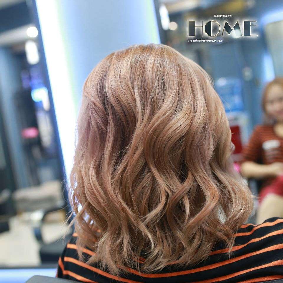 mẫu tóc đẹp tại Home 3