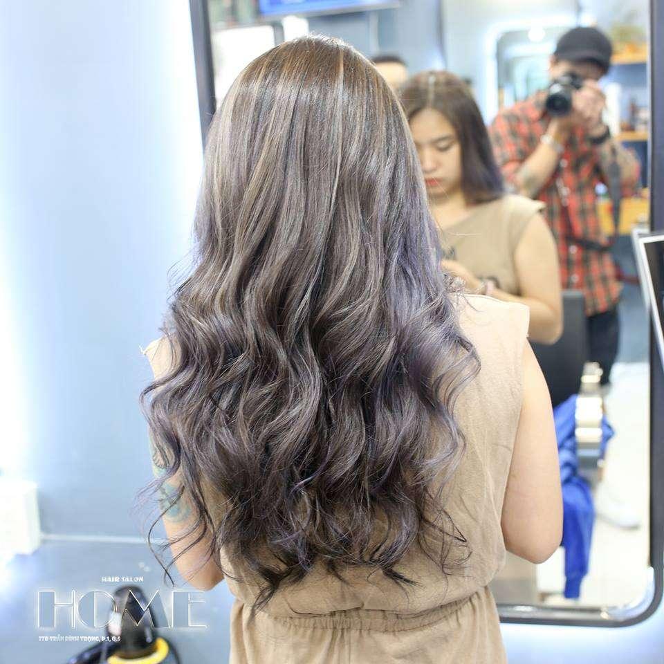 mẫu tóc đẹp tại Home 5