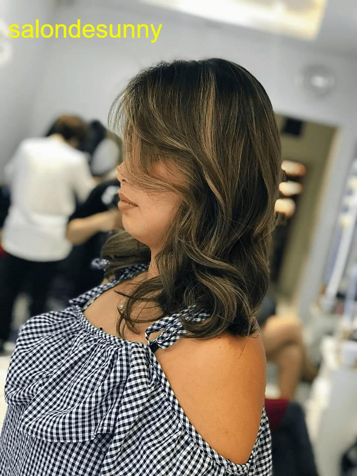 Mẫu tóc tại Salon De Sunny 1