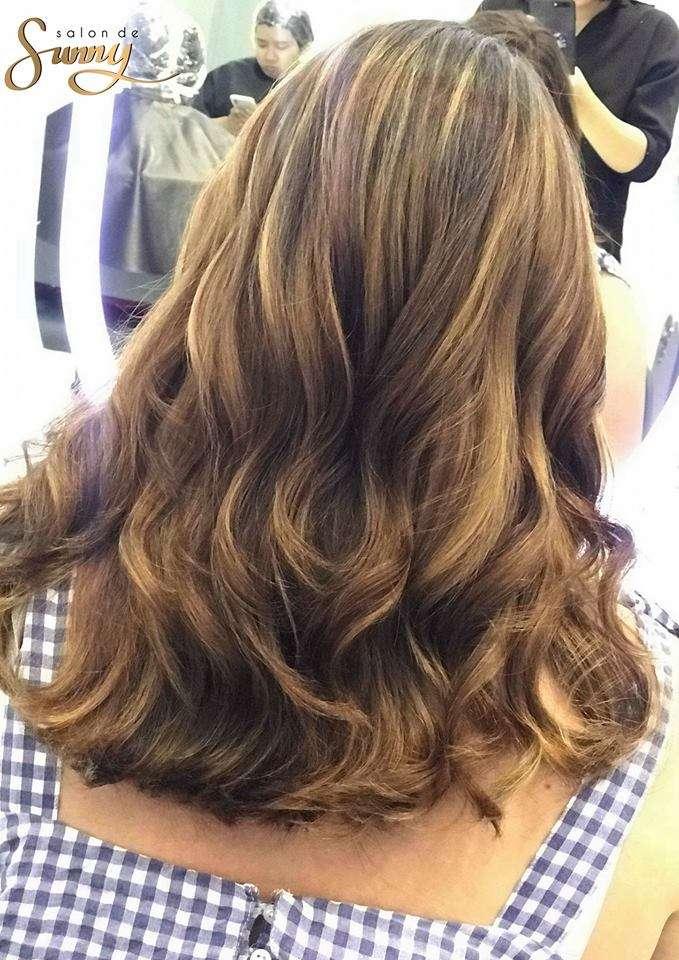 Mẫu tóc tại Salon De Sunny 2