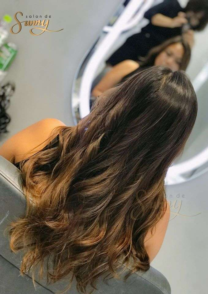 Mẫu tóc tại Salon De Sunny 3
