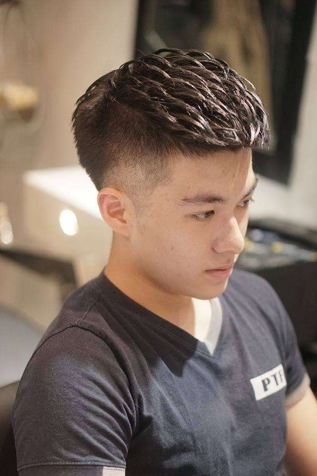 tóc nam đẹp 2