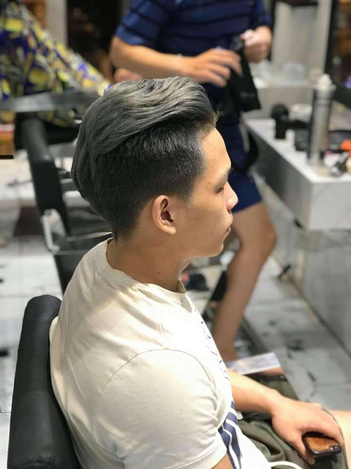 kiểu tóc nam 2019
