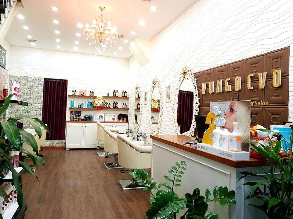 V U N G O C VO Hair Salon