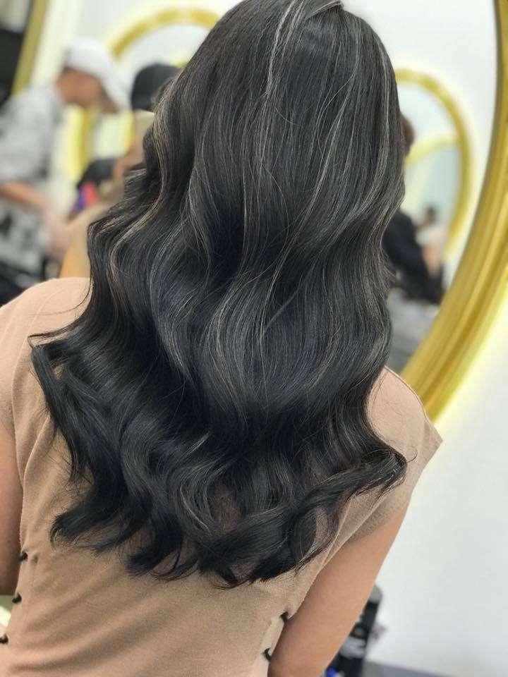 tóc sang và đẹp