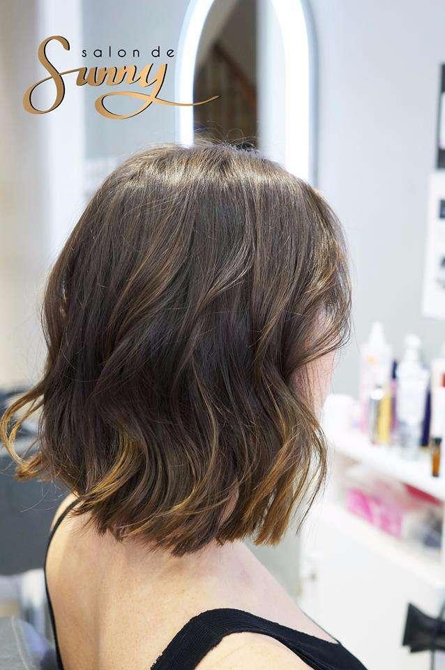 Mẫu tóc tại Salon De Sunny 4