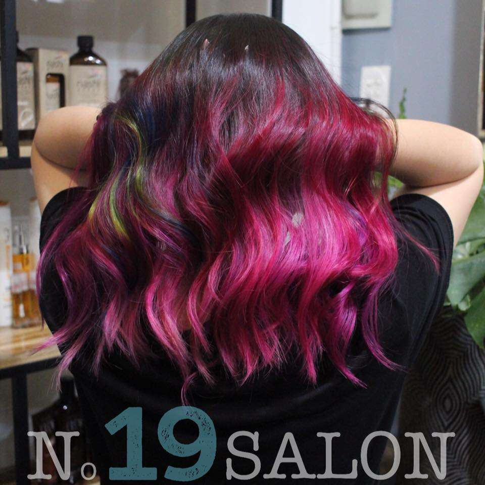 Tóc đẹp No.19 Hair Salon 2