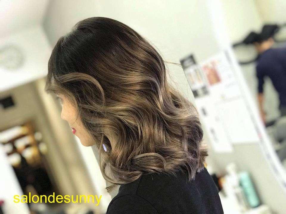 Mẫu tóc tại Salon De Sunny 5