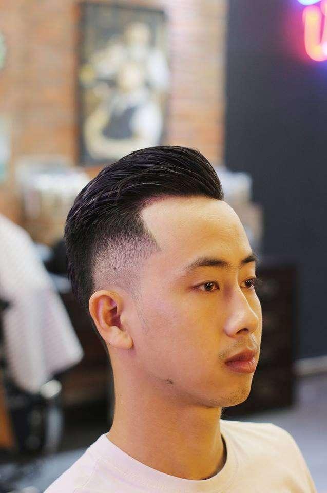 mái tóc phái mạnh