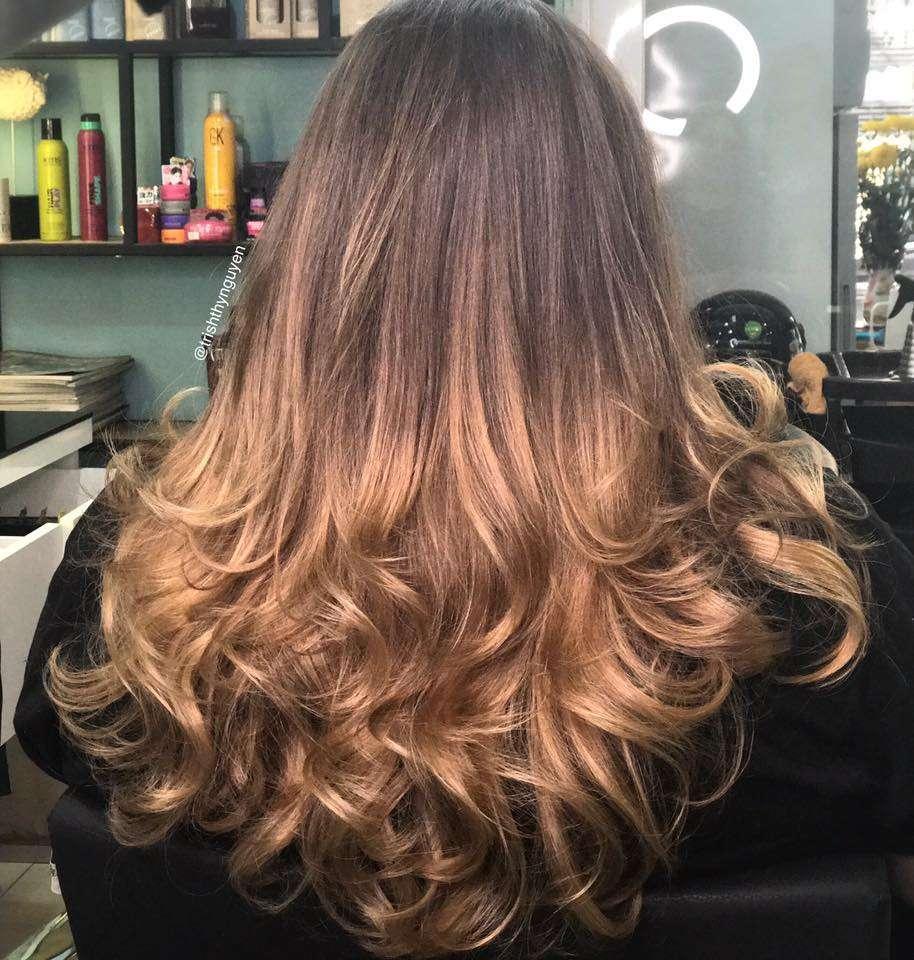 Tóc đẹp No.19 Hair Salon 3