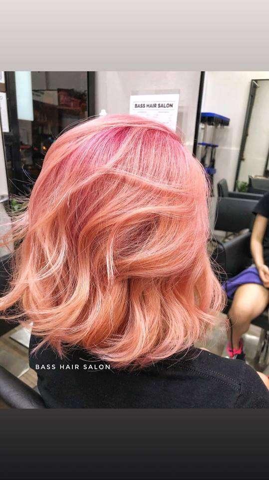 mẫu tóc đẹp tại Bass Hair Salon 2