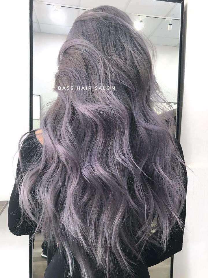 mẫu tóc đẹp tại Bass Hair Salon 4