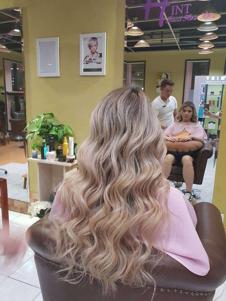 Tóc đẹp tại Hint Korean Hair Salon