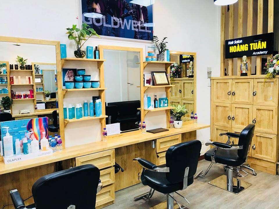 Hoàng Tuân Hair Salon