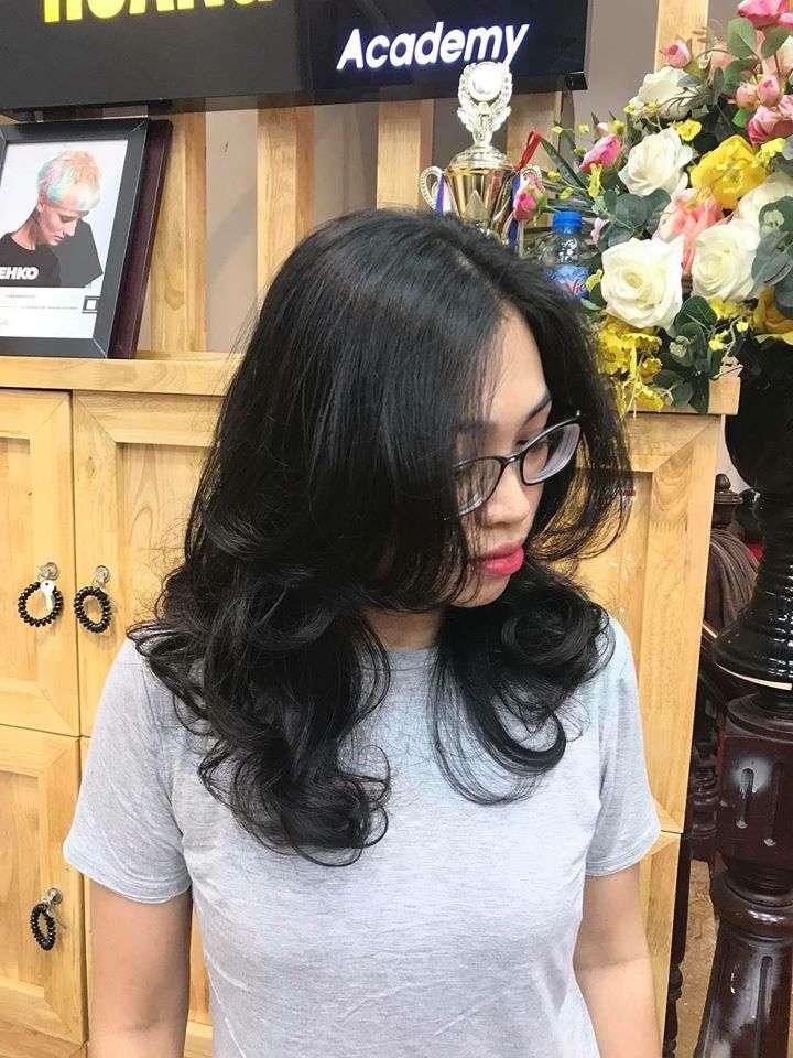 mẫu tóc đẹp mới