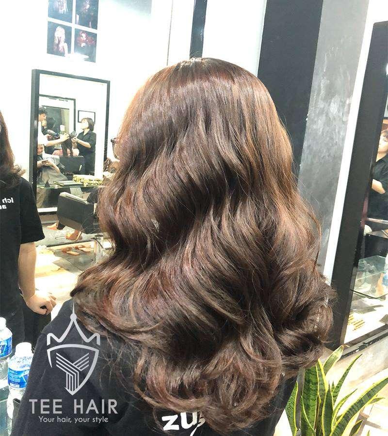 Tóc đẹp Tee Hair 4