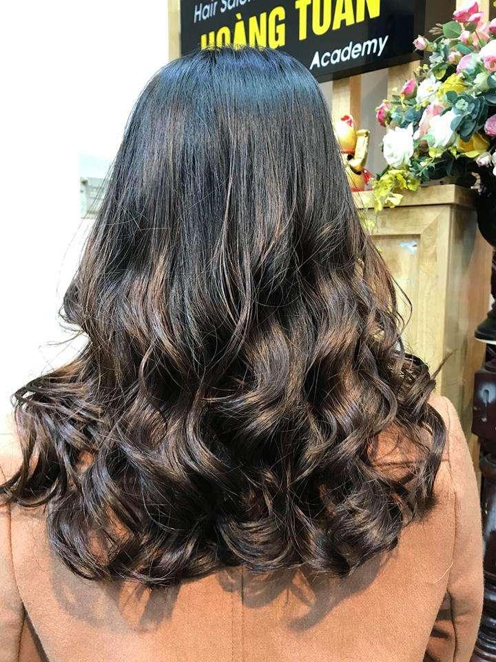 xu hướng tóc 2019