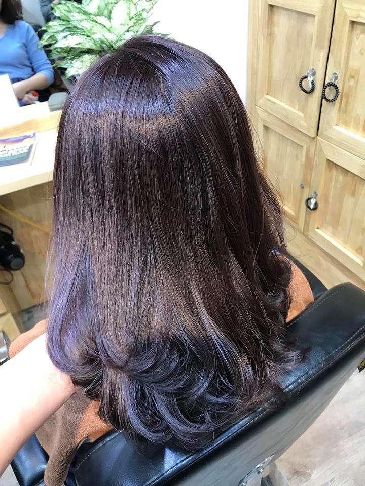 mẫu tóc bạn gái 2019