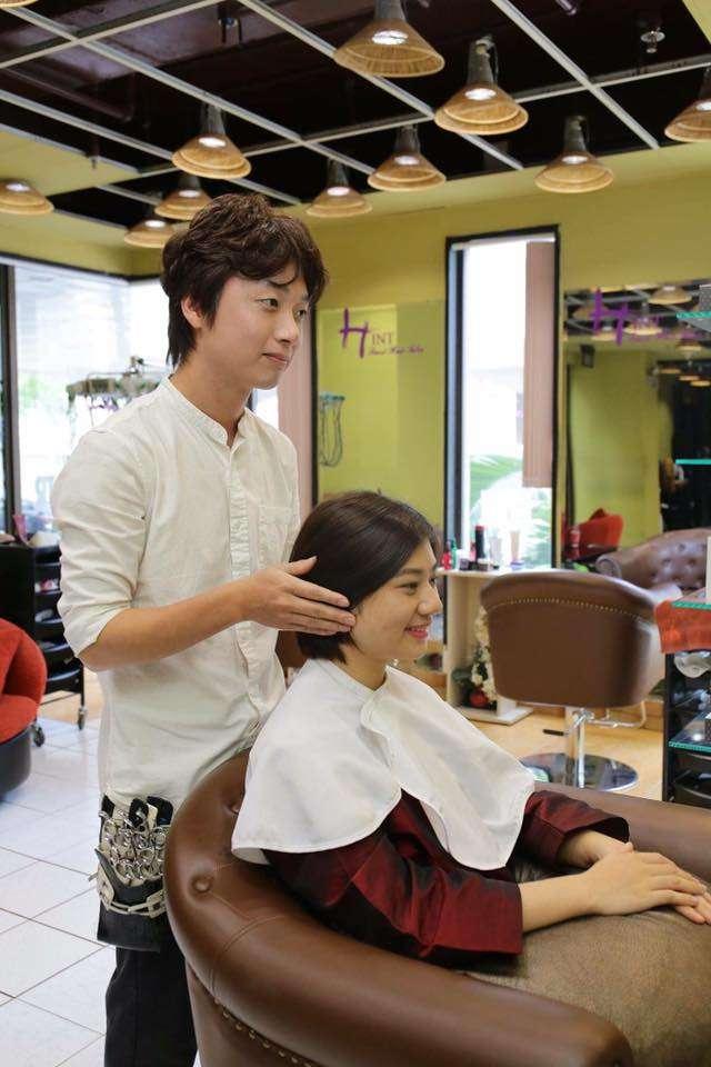 Tóc đẹp tại Hint Korean Hair Salon 3