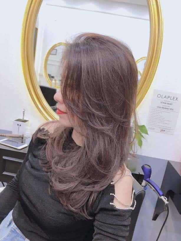 kiểu tóc mới sang chảnh