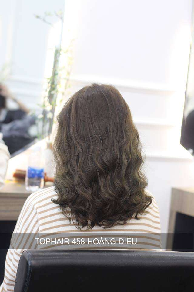 tóc cho nữ đẹp
