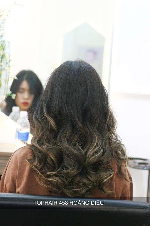 tóc bạn gái đẹp