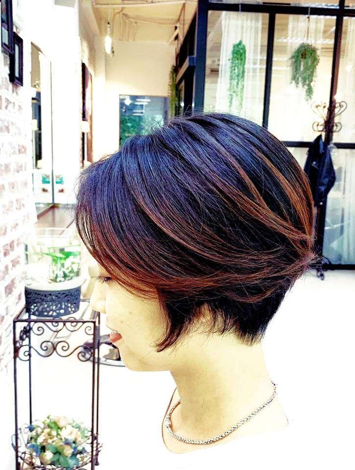 kiểu tóc xu hướng
