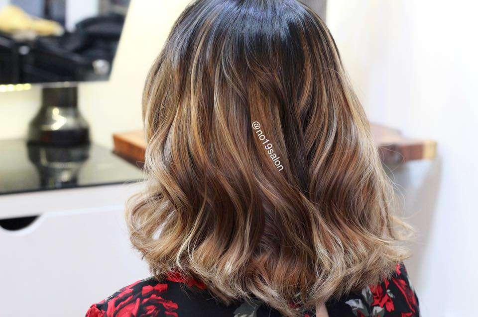 Tóc đẹp No.19 Hair Salon 4