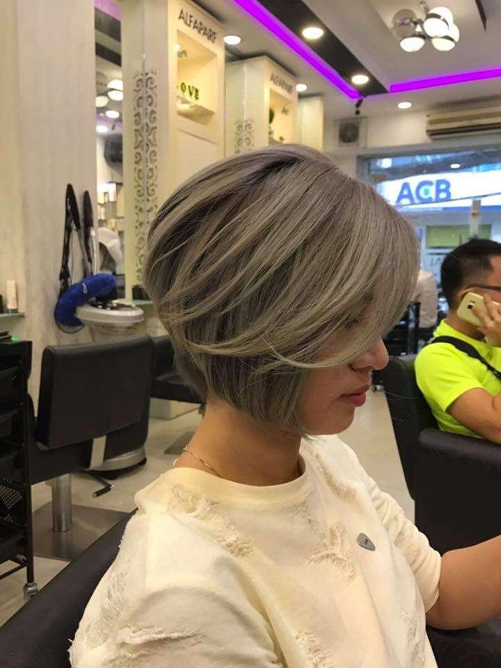Tóc đẹp tại Karon Hair Salon