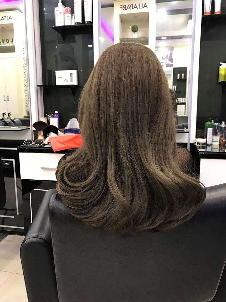 Tóc đẹp tại Karon Hair Salon 4