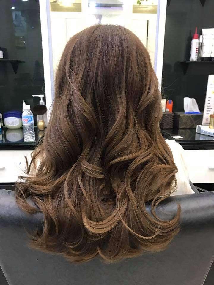Tóc đẹp tại Karon Hair Salon 5
