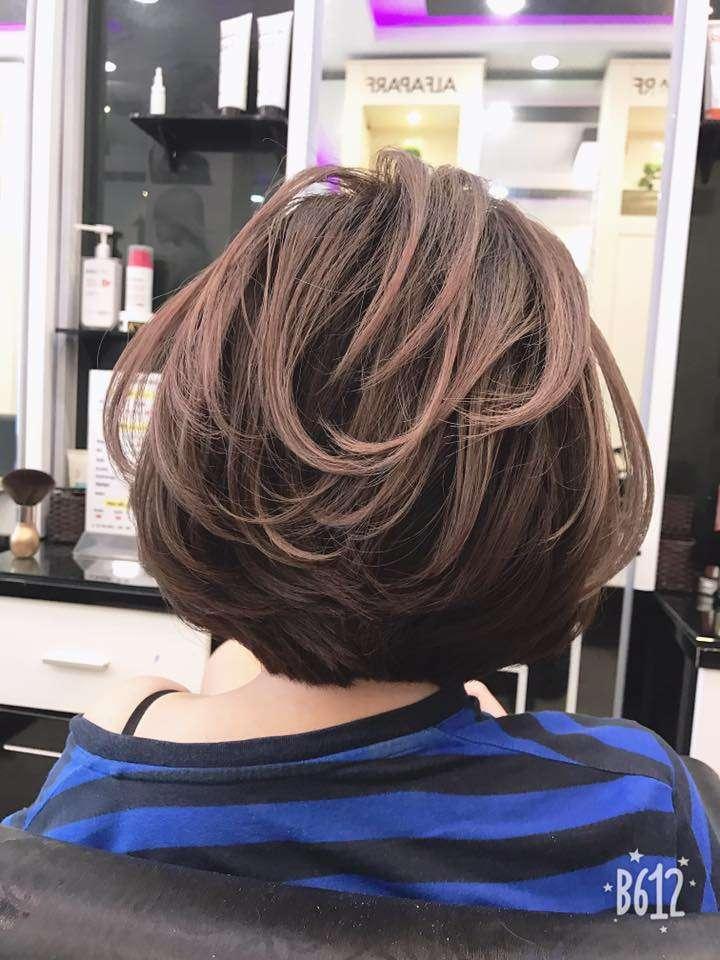 Tóc đẹp tại Karon Hair Salon 1