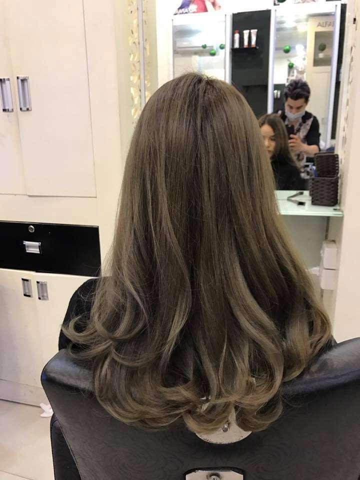 Tóc đẹp tại Karon Hair Salon 2