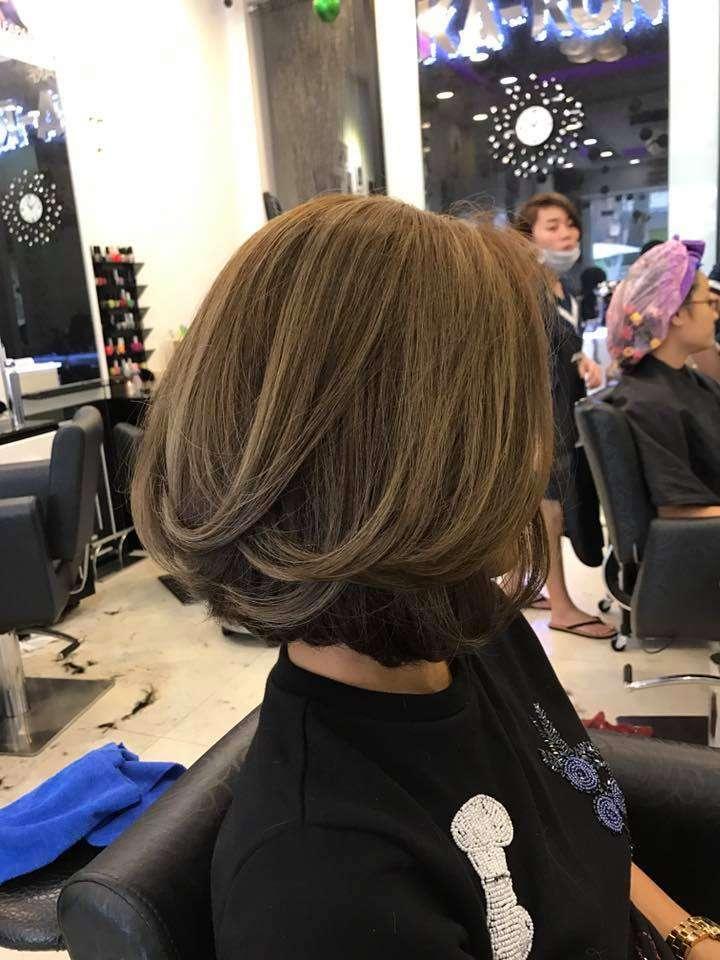 Tóc đẹp tại Karon Hair Salon 3